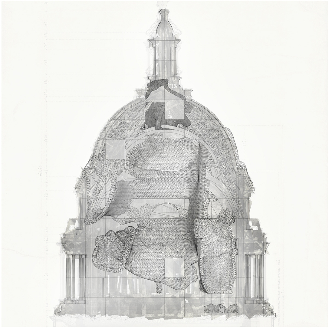Fragmented Dome 3