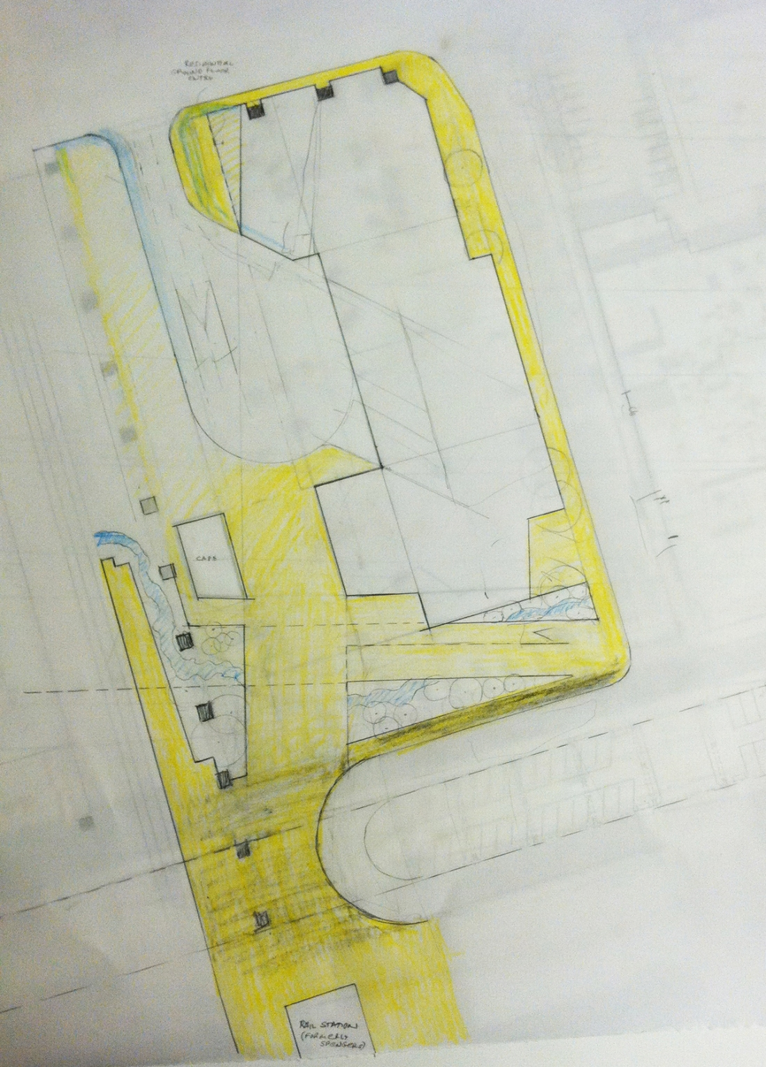 wilson_ground plan pedestrian and truck access_web