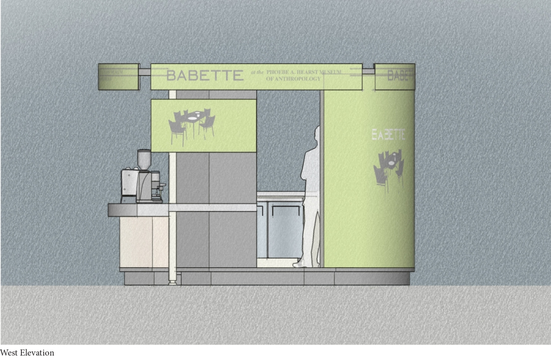 Babette West Elevation