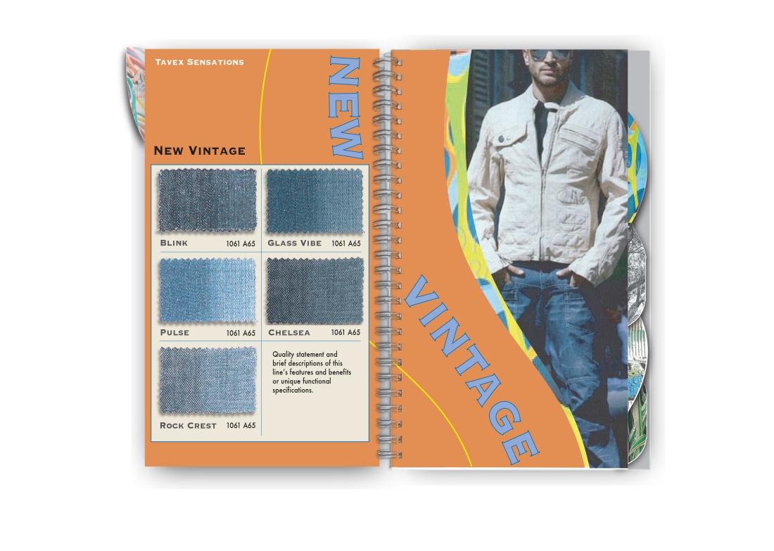 Nylon Presentation Jacket